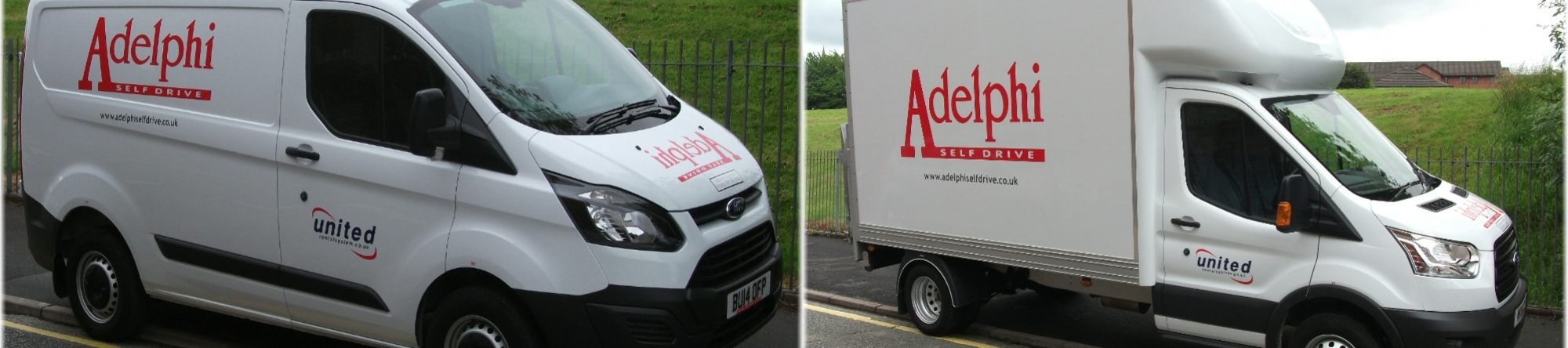 Our van hire